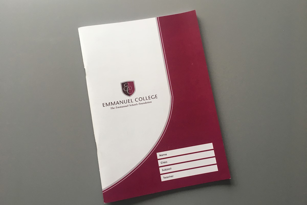 Book Cover Design Of English : English exercise books emmanuel examples